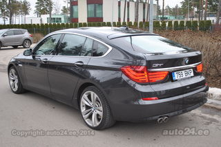 bmw 530 gt gran turismo rear entertainment 3 0 r6 180kw. Black Bedroom Furniture Sets. Home Design Ideas