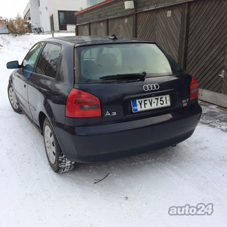 Audi A3 1.8 turbo 110kW