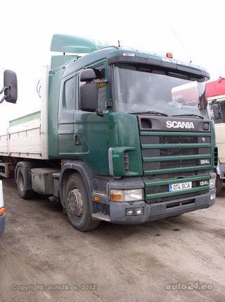 Scania R124 12.0 294kW