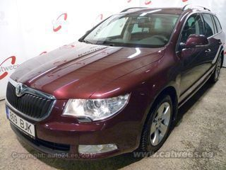 Skoda Superb Combi Active Plus TSI 1.8 118kW