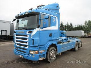 Scania R480 LB6X2HNB 11.7 DT1217 353kW