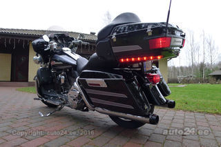 Harley-Davidson Ultra Classic Electra Glide CVO 69kW