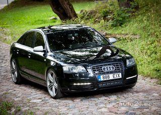 Audi A6 S Line S6 Black Edition 3 0 165kw Auto24 Lv