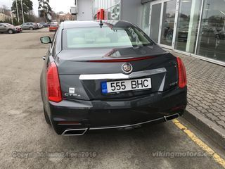 Cadillac CTS Performance AWD 2.0 R4 Turbo 203kW