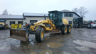 New Holland F156.6 6.7 118kW