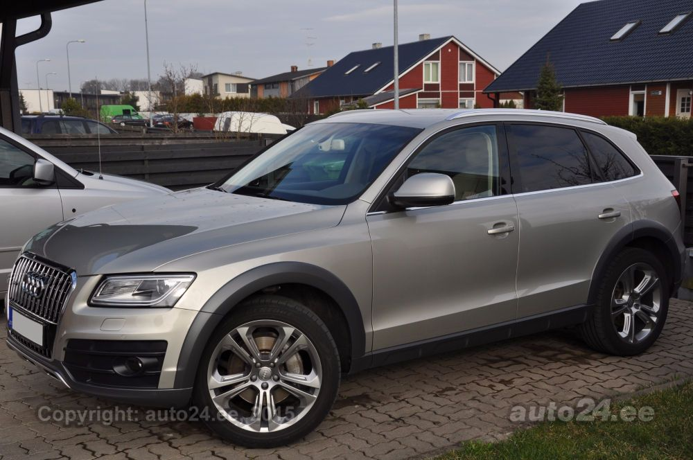 audi q5 quattro s tronic offroad package 3 0 tdi 180kw. Black Bedroom Furniture Sets. Home Design Ideas
