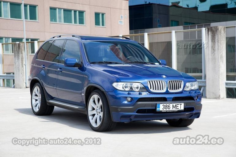 bmw x5 4 8 is v8 265kw. Black Bedroom Furniture Sets. Home Design Ideas