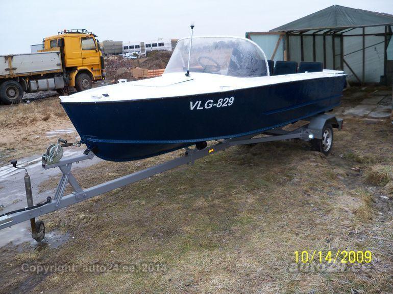 эстония моторные лодки