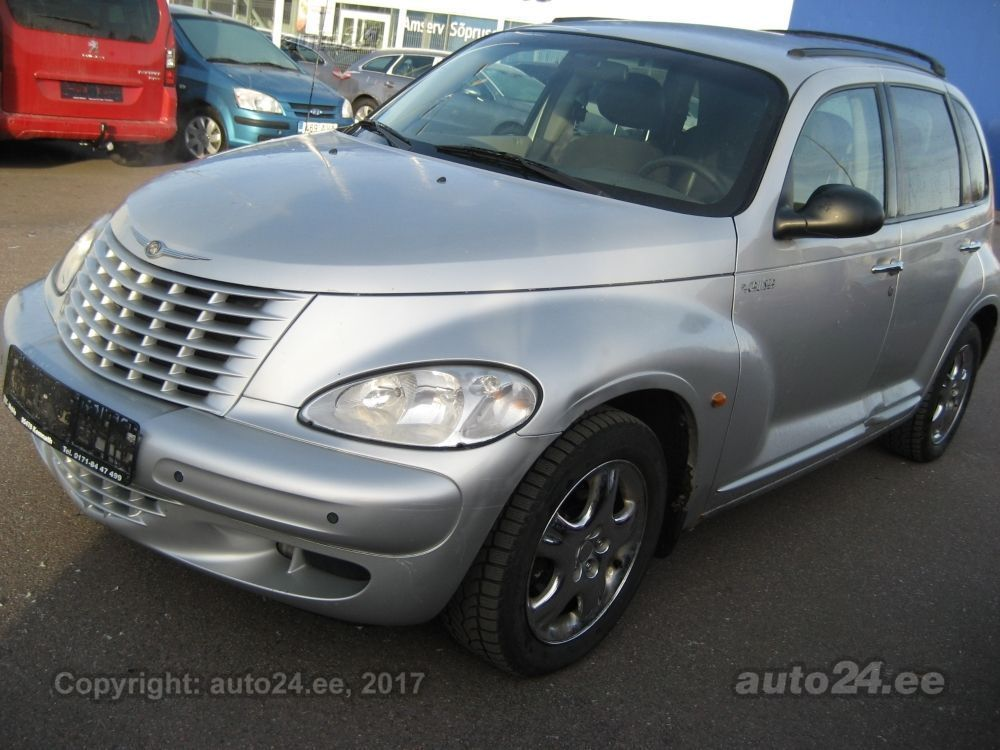 chrysler pt cruiser limited 2 2 crd 89kw. Black Bedroom Furniture Sets. Home Design Ideas