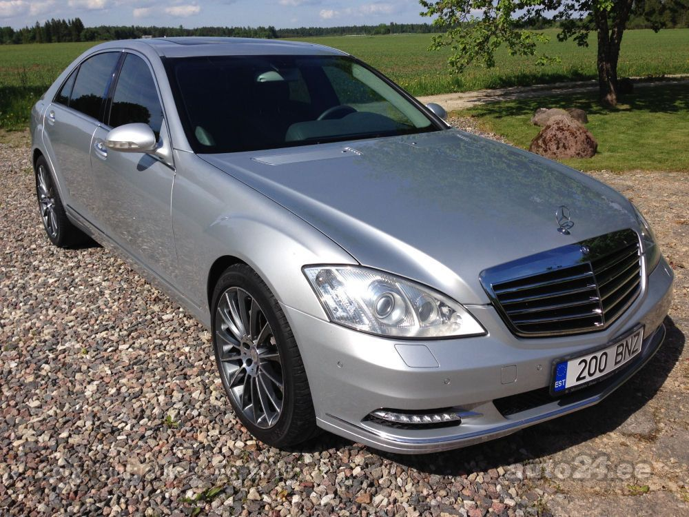 Mercedes benz s 350 longfacelift 2010 3 5 v6 200kw for Mercedes benz v6
