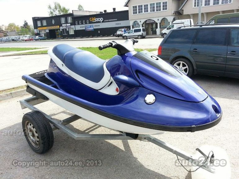 Yamaha Waverunner Gpgross Wieght