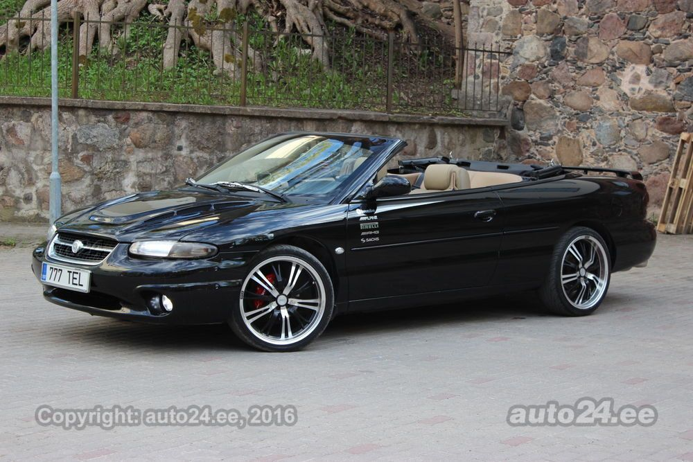 chrysler stratus cabrio exclusiv tuning 2 5 v6 120kw. Black Bedroom Furniture Sets. Home Design Ideas