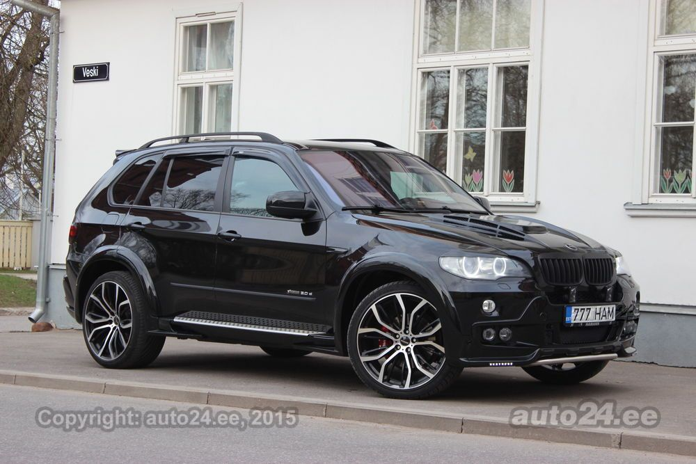 bmw x5 e70 exclusive hamann flash edition 3 0 r6 tdi 173kw. Black Bedroom Furniture Sets. Home Design Ideas