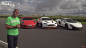 VIDEO: Chris Harris on Cars - Aston GT12 vs 991 GT3 RS vs McLaren 650S