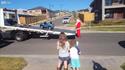 VIDEO: Jõuluvana tõi väikemehele Rangeri