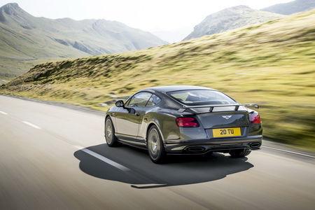 Bentley Continental Supersports. Foto: Bentley