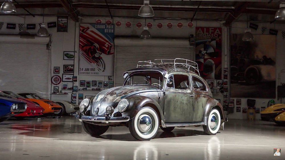 Jay Leno's Garage: 1955 VW Beetle