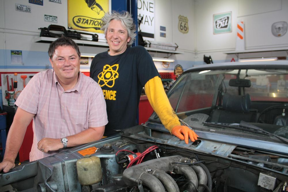 Edd China lahkub Wheeler Dealersi meeskonnast