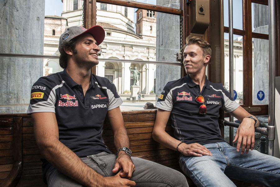 F1: Toro Rosso järgmiseks aastaks sõitjaid ei vaheta