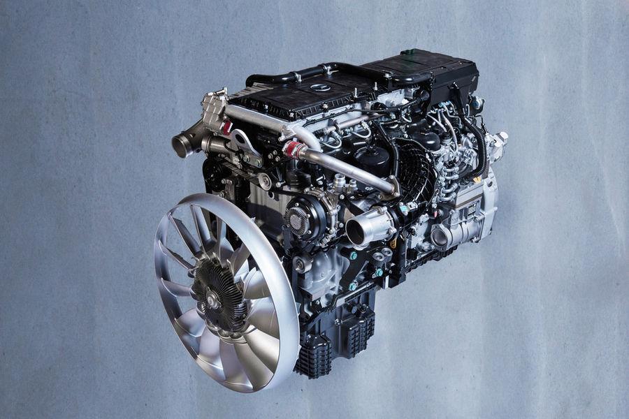Mercedes lubab valitud veokitel kasutada alternatiivkütuseid