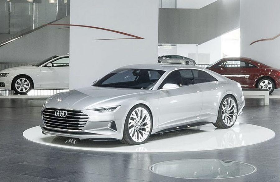 Uus Audi A5 debüteerib 2. juunil