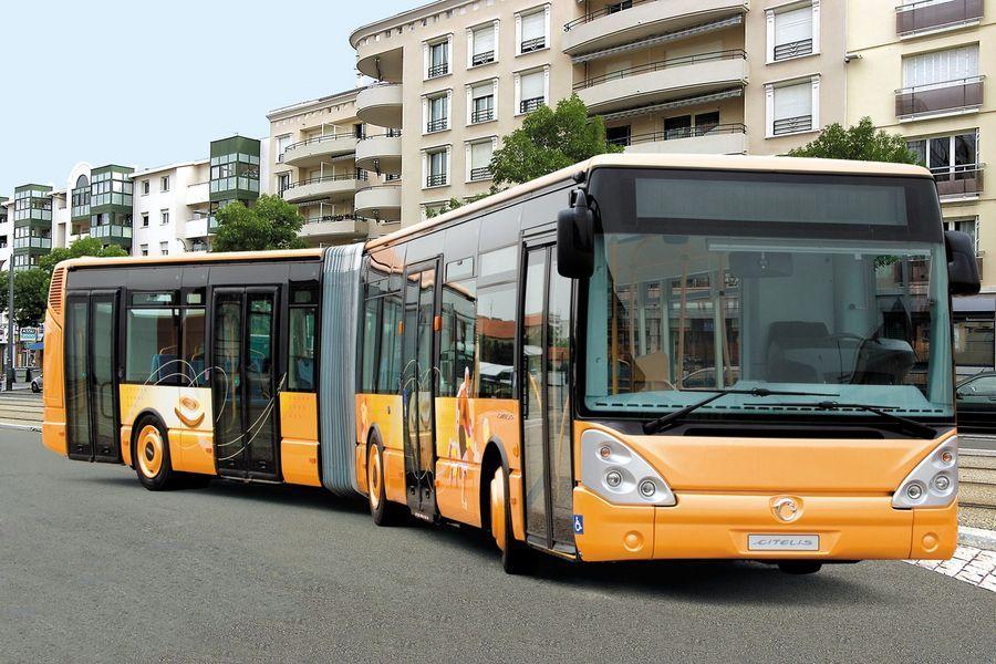 Irisbus vahetab nime