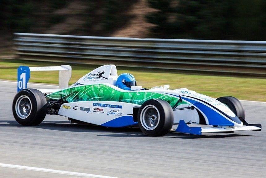 Dallara ehitas elektrilise noortevormeli prototüübi