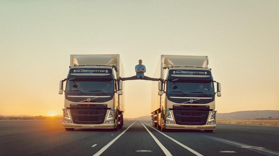 VIDEO: Van Damme, Jean-Claude Van Damme