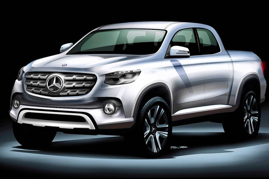 Mercedes plaanib oma esimest kastiautot
