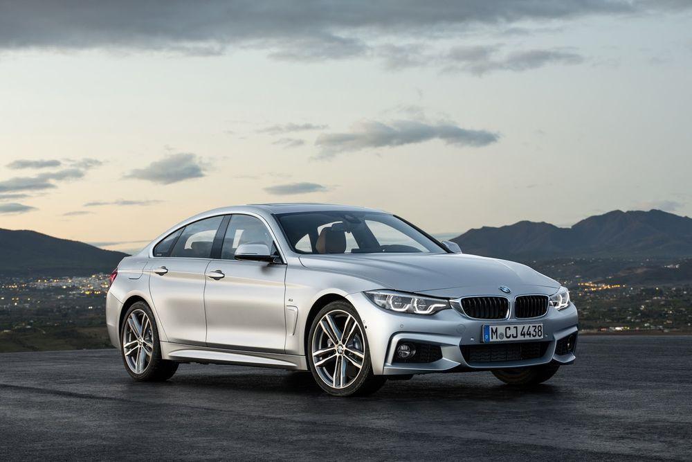 BMW 4. seeria läbis noorenduskuuri