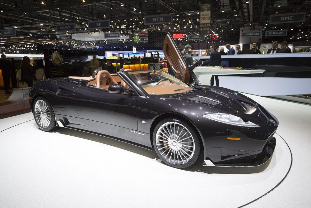 GENF 2017: Spyker hakkab kasutama Koenigseggi mootoreid
