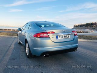 Jaguar XF Luxury 2.7 152kW