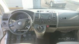 Volkswagen Transporter 2.0 85kW