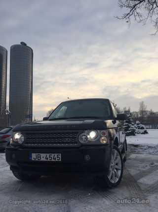 Land Rover Range Rover Supercharged 42 V8 291kw Auto24ee