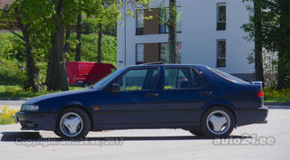 Saab 9000 Aero 2.3 B234R High-Power Turbo 165kW
