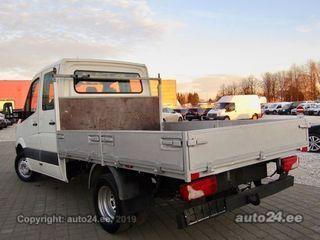 Volkswagen Crafter 3500 Doka L3H1 2.5 Tdi 100kW