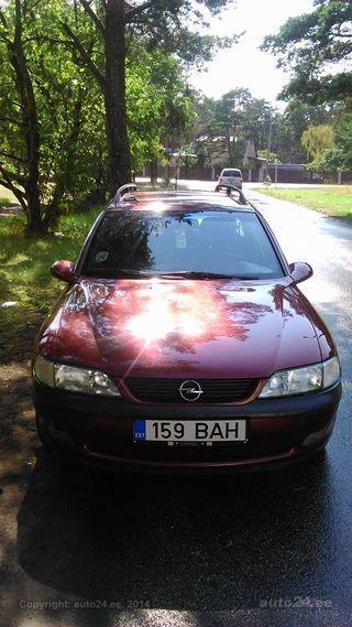 opel vectra b kombi 1.6 16v 74kw - auto24.lv