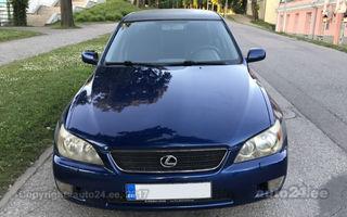 Lexus IS 200 2.0 114kW