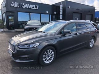 Ford Mondeo Turnier Business Edition 2.0 TDCi 110kW