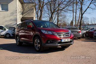 Honda CR-V Executive 2.0 114kW