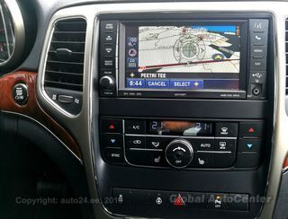 Jeep Grand Cherokee Limited 2012 MY 3.0 177kW