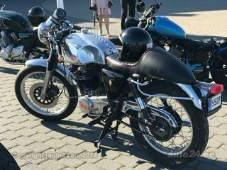 Yamaha SR 500 BSA 23kW