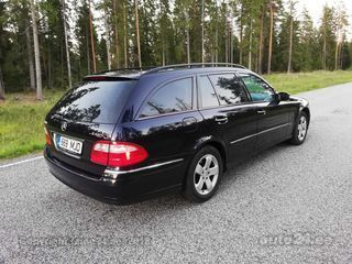 Mercedes-Benz E 350 Avantgarde 3.5 200kW
