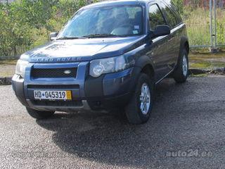 land rover freelander 2.0 td4 bmw motor 82 kw 82kw - auto24.lt