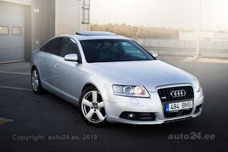 Audi A6 S-line 3.0 171kW