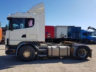 Scania R124 LA4X2+Hüdraulika 309kW