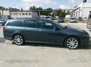 Honda Accord TOURER 2.0 114kW