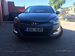 Hyundai i20 1.4 74kW