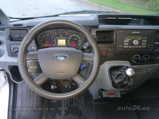Ford Transit 2.4 KÜLMIK 103kW
