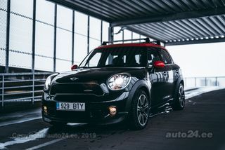 MINI John Cooper Works 1.6 160kW